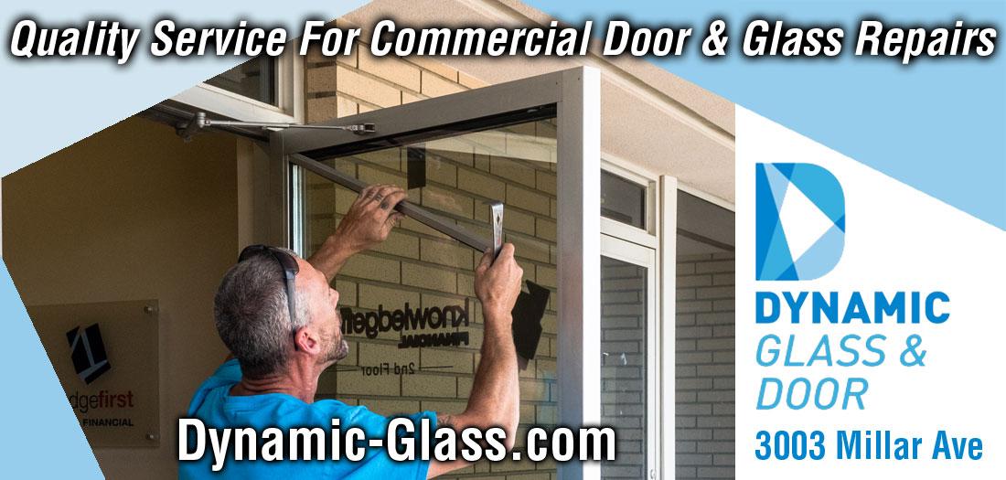 Glass, Door, & Aluminum Supplier Saskatoon | Dynamic Glass & Door